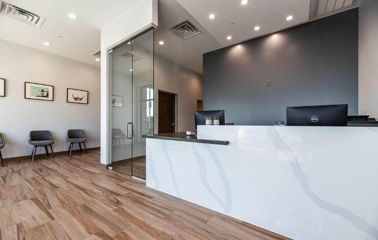 Front Desk on InSmile Dental | Dentist Wylie TX